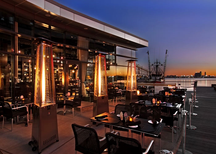 boston seaport restaurants