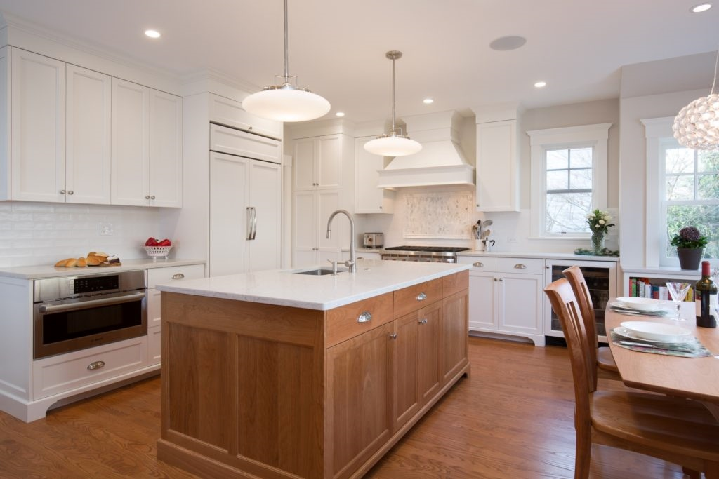 kitchen design new england